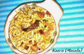 Spicy aufgeblasen Reis - Gluten frei gesunder Snack