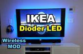 IKEA Dioder LED-Streifen drahtlose Mod