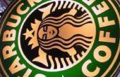 Personalisierte Starbucks Getränke
