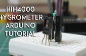 HIH4000 Feuchtigkeit, Hygrometer Sensor Tutorial