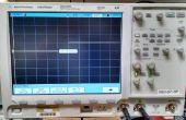 Agilent-DSO7032A-Oszilloskop - Reparatur von CAL PROTECT wechseln
