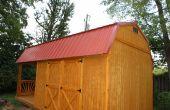 Meine Lagerhalle eine Harbor Freight 45 Watt Solarpanel hinzufügen