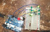 Einfach Arduino LED-Dice