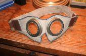 Steampunk Stil Brille
