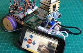 """Mobile Station Prototyp für ökologische Daten erfassen (""""ein Mars-Rover-Emulator"""")"""