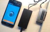 Arduino Bluetooth gesteuerten elektrischen Türöffner