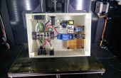 Netz-Spannung Relay Test Jig