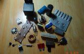 Elektronik-Komponenten-Bergung