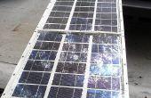 Bauen eine 60 Watt Solarpanel