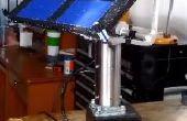 Seguidor Solar Con Motores ein Paso + Arduino