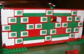 Super einfach Advent Kalender gemacht von Legos