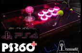 Auf PS4 spielen mit Ihren PS360 + Arcade Stick/Kampf Stick mod