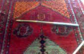 Wie erstelle ich ein Bambus-Praxis-Schwert (Shinai), das aussieht wie ein Bokken