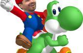 Machen Sie sich Mario mit Photoshop