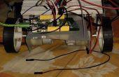 Programmierbare Roboter-Auto mit Mediatek LinkIt ein Brett und L293D Motor-Treiber-IC