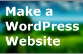 Wie baut man eine einfache Website mit WordPress