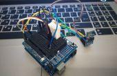 Arduino IOT: Temperatur und Luftfeuchtigkeit (mit ESP8266 WiFi)