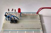 Ein und-Gatter von Transistoren zu bauen
