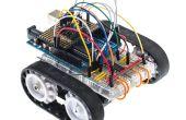 Steuern ein Zumo-Roboter mit der ESP8266