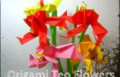 Origami Blume Teo