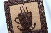 Handgefertigte Kaffee Bild: eine tolle Geschenkidee!
