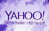 1-855-720-4168-Yahoo-Mail-Kunden-Support-Services umfasst die Reihe