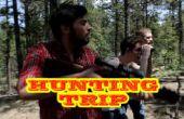 Wie man auf die Jagd gehen