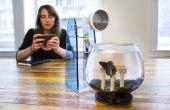 LittleBits Remote Pet Feeder