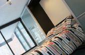 IKEA Hack - Murphy-Bett mit Schiebetüren