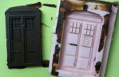TARDIS Schokolade Formen