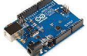 Programmierung Arduino mit Handy-