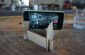 Schnelle und billige iPhone Ständer für Stop-Motion