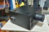 DIY 2k(2560x1440) LED-Balken-Projektor