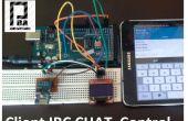 Esp8266 + Arduino + Oled (IRC Chat-Clientsteuerelement) Teil 1