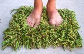 Rasen Teppich