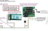 Schnell, günstig und modulare Lithium-Batterie-Ladegerät-System