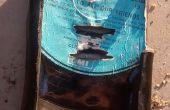 Custum passen Aufnahmeschale Datensatz, oder wie man ein Thermoplast in neuer Form zu bringen