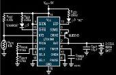 Wie erstelle ich ein NiMH, NiCd-Akku-Ladegerät-Schaltung
