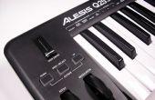 MIDI-gesteuerte analoge Musik-Synthesizer