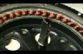 EBike-Upgrades: Dicker Hub Motor, Draht und Kühlung Mods