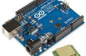 Arduino-LoRa-Sensor mit InAir9B Radio