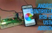 Android gesteuert RGB LED mit Arduino