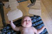 Strichcodes für Babys: A Mobile aus Boxen