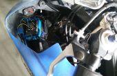 Datenlogger mit einem Arduino Racing