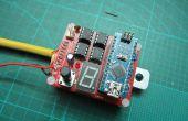 DIY Arduino Batterie Punktschweißer