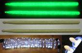 Strukturierte Trommelstöcke Glühen & aufladen Rohr