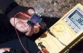 DIY Solar-Zelle von Grund auf neu