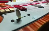 Ein Semi-Hollowbody-e-Gitarre zu bauen