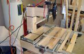 Bau einer Schublade Folie CNC-Maschine für unter $200!