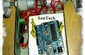 Android + Arduino + Bluetooth gesteuert RC Spielzeug